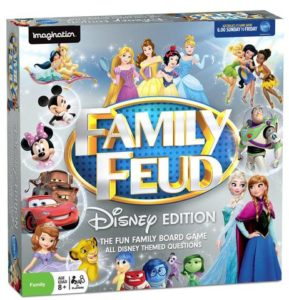 Disney Family Feud | Tabletop Review – Quillbert